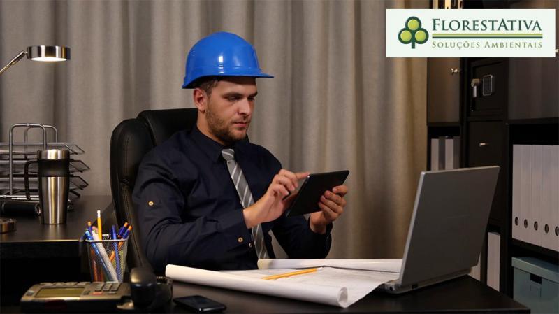 Serviços e consultoria ambiental